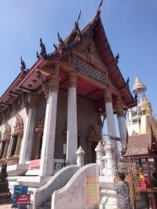 Wat (temple) of many