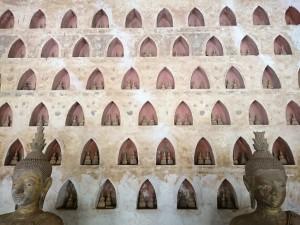 Vat Sisaket wall detail