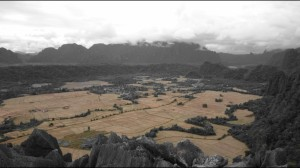 Fields from Phangern Mountain