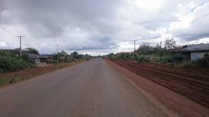 Highway construction?