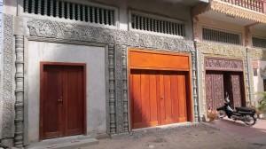 Handmade facades