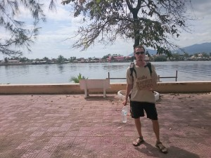 We are in Kampot!