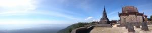Old pagoda panorama