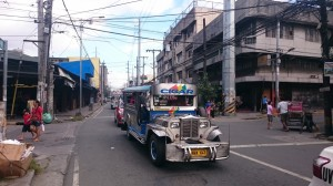 Wanna jeepney? :-)