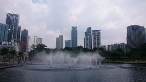 Central KLCC park