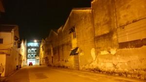 Ghost street?