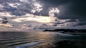 Sunset at Tanjung Ann