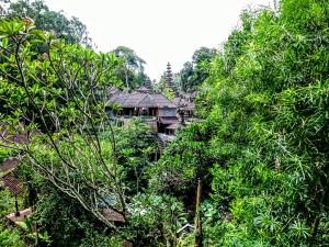 Pura in Ubud