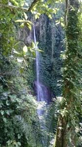 Air Tanjung waterfall