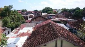 View over Jogja